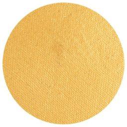schmink gold with glitter